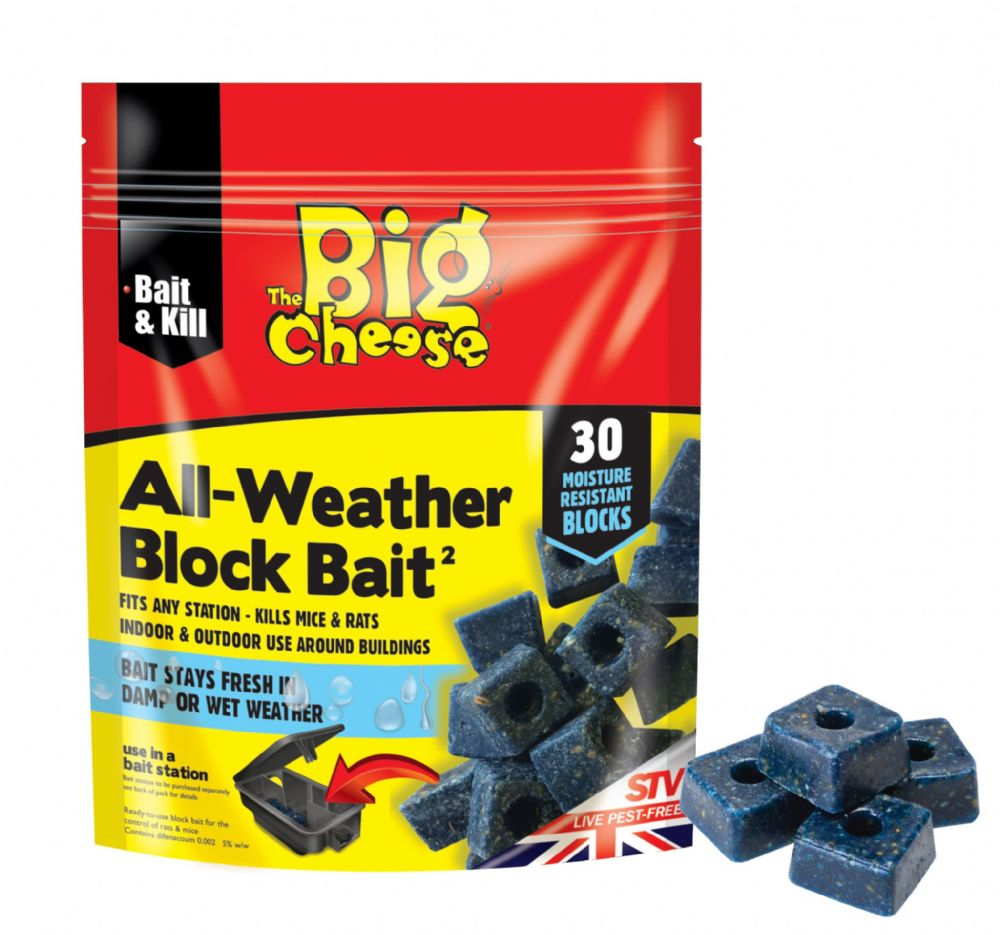 STV All Weather Block Bait - 30 Block